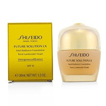 Shiseido Future Solution LX Total Radiance Foundation SPF15 - #Neutral 4