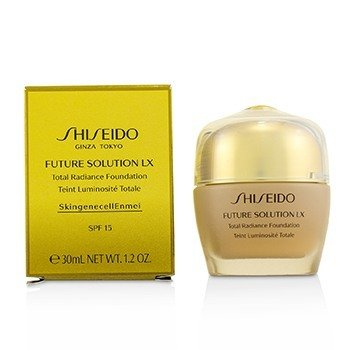 Shiseido Future Solution LX Base Resplandor Total SPF15 - # Rose 4