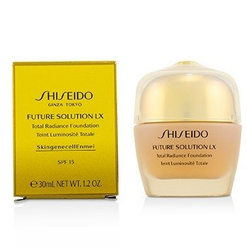 Shiseido Future Solution LX Base Resplandor Total SPF15 - # Neutral 3