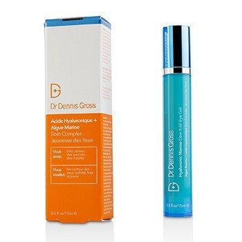 Dr Dennis Gross Hyaluronic Marine Dew It All Gel de Ojos