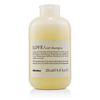 Davines Love Lovely Curl Enhancing Taming Shampoo (For Wavy or Curly Hair)