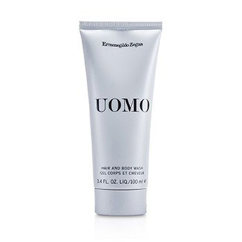 Ermenegildo Zegna Uomo Hair & Body Wash (Sin Caja)