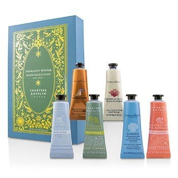 Crabtree & Evelyn Indulgent Winter Hand Collection