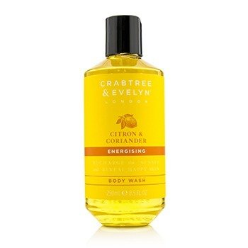 Crabtree & Evelyn Citron & Coriander Energising Body Wash