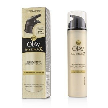Olay Total Effects 7 in 1 Moisturizer + Mature Therapy