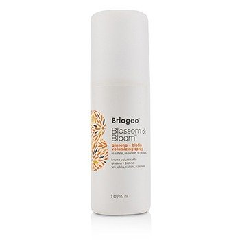 Briogeo Blossom & Bloom Ginseng + Biotin Spray Voluminizante