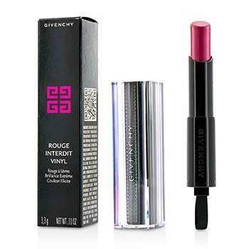 Givenchy Rouge Interdit Vinyl Pintalabios Brillo Extremo - # 18 African Raspberry