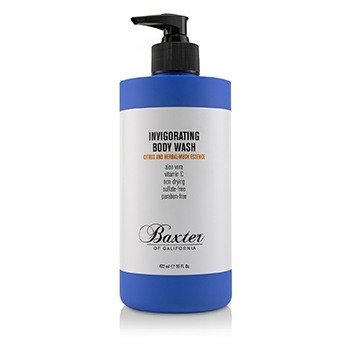 Baxter Of California Invigorating Body Wash - Citrus And Herbal-Musk Essence