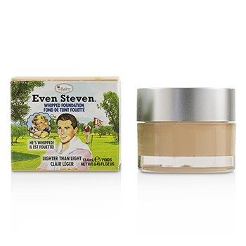 TheBalm Even Steven Whipped Foundation - # Lighter Than Light