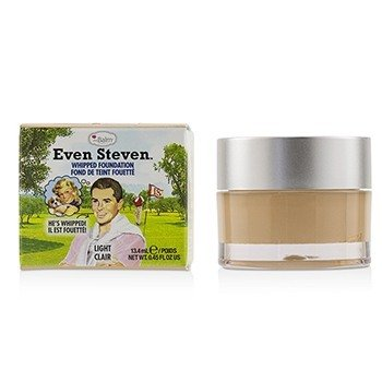 TheBalm Even Steven Whipped Base - # Light