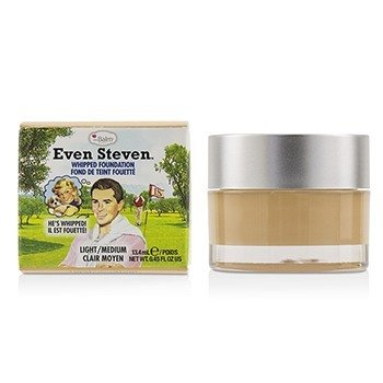 TheBalm Even Steven Whipped Foundation - # Light/Medium
