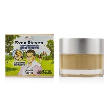 TheBalm Even Steven Whipped Foundation - # Medium