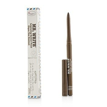TheBalm Mr. Write Long Lasting Eyeliner Pencil - # Loveletters (Brown)