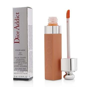 Christian Dior Dior Addict Lip Tattoo Color Juice - # 341 Litchi