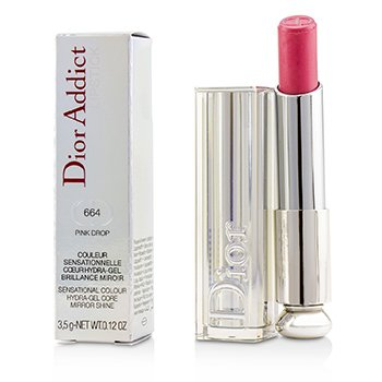 Christian Dior Dior Addict Hydra Gel Core Pintalabios Brillo de Espejo - #664 Pink Drop