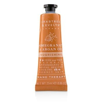 Crabtree & Evelyn Pomegranate & Argan Oil Terapia de Manos Nutritiva
