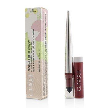 Clinique Pop Lip Sombra Cushion Polvo de Labios Mate - # 05 Blossom Pop