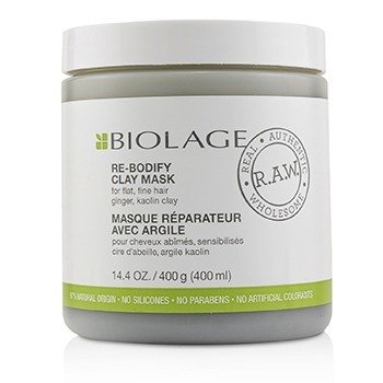 Matrix Biolage R.A.W. Re-Bodify Clay Mask (For Flat, Fine Hair)