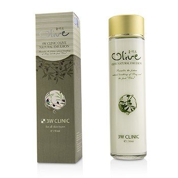 3W Clinic Olive Emulsión Natural