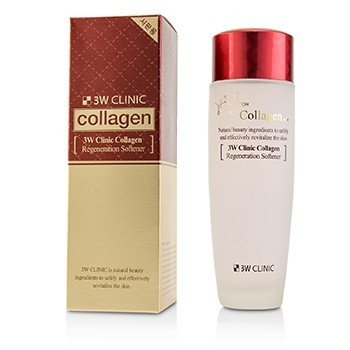 3W Clinic Collagen Regeneration Softener