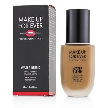 Make Up For Ever Water Blend Base Facial & Corporal - # Y445 (Amber)