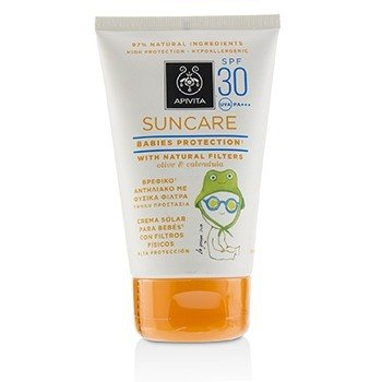 Suncare Babies Protection SPF 30 With Natural Olive & Calendula