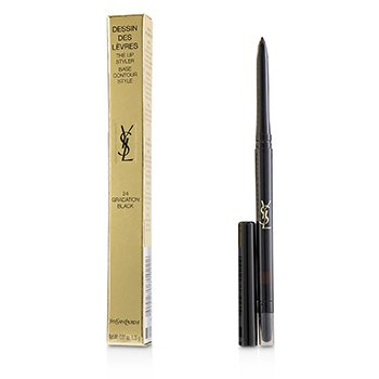 Yves Saint Laurent Dessin Des Levres The Lip Styler - # 24 Gradation Black