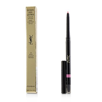 Yves Saint Laurent Dessin Des Levres The Lip Styler - # 25 Rosy Colour Reviver