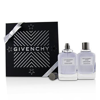 Givenchy Gentlemen Only Coffret: Eau De Toilette Spray 100ml + Loción Para Después de Afeitar 100ml