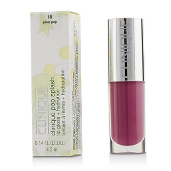 Clinique Pop Splash Brillo de Labios + Hidratación - # 18 Pinot Pop