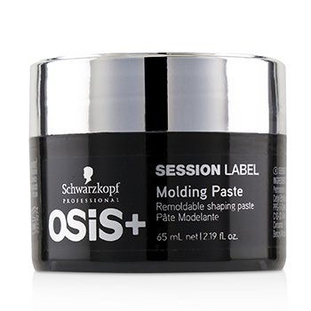 Schwarzkopf Osis+ Session Label Molding Paste (Remoldable Shaping Paste)