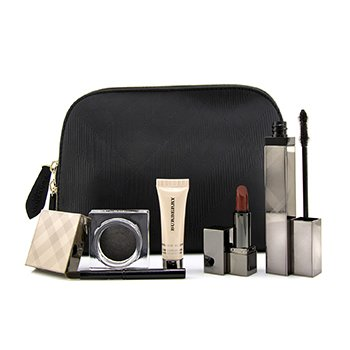 MakeUp Set (1x Lip Colour, 1x Base, 1x Mascara, 1x Eye Shadow)