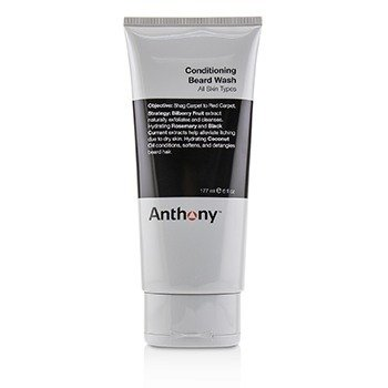 Anthony Conditioning Beard Wash - For All Skin Types (Unboxed)
