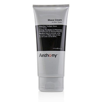 Anthony Logistics For Men Shave Cream (Unboxed)
