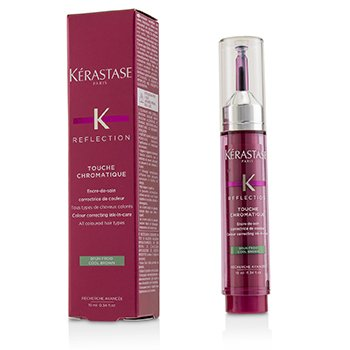 Kerastase Reflection Touche Chromatique Tinta-En-Cuidado Corrector de Color - # Cool Brown (Todo Tipo de Cabello Tinturado)