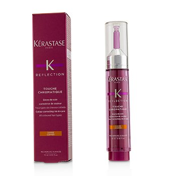 Kerastase Reflection Touche Chromatique Tinta-En-Cuidado Corrector de Color - # Copper (Todo Tipo de Cabello Tinturado)