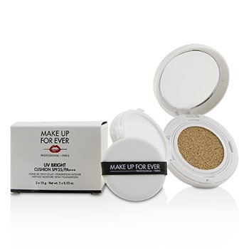 Make Up For Ever Cojín Brillante UV SPF35/PA+++ - # Y245 Soft Sand