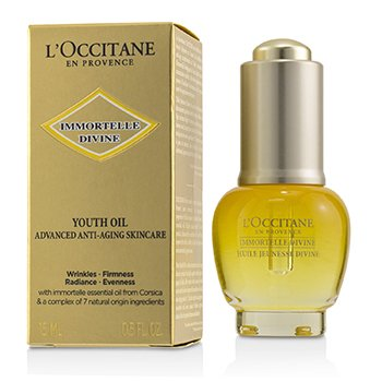 LOccitane Immortelle Divine Youth Oil