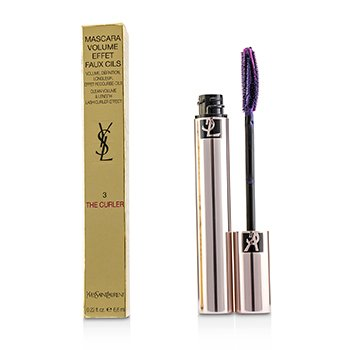 Yves Saint Laurent Volume Effet Faux Cils The Curler Mascara - # 03 Mischievous Violet