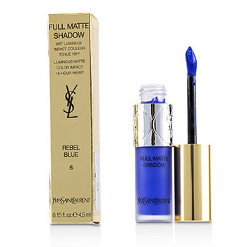 Yves Saint Laurent Full Matte Shadow - # 6 Rebel Blue