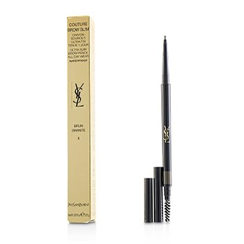 Yves Saint Laurent Couture Brow Slim Waterproof - # 4 Brun Granite