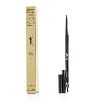 Yves Saint Laurent Couture Brow Slim Waterproof - # 5 Brun Ombre