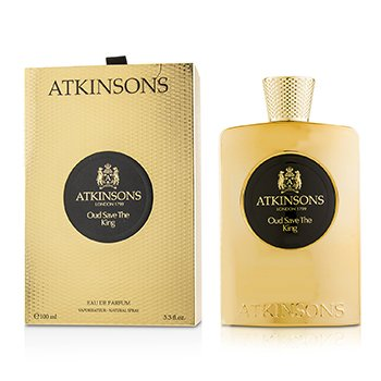Atkinsons Oud Save The King Eau De Parfum Spray