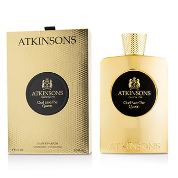 Atkinsons Oud Save The Queen Eau De Parfum Spray
