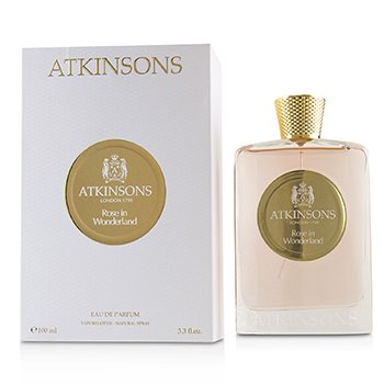 Atkinsons Rose In Wonderland Eau De Parfum Spray