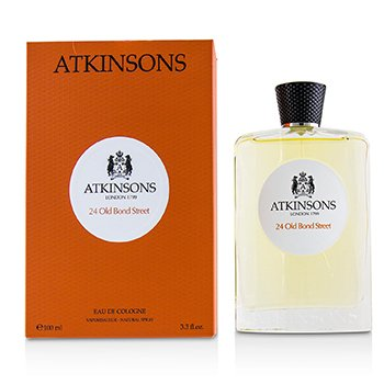 Atkinsons 24 Old Bond Street Eau De Cologne Spray