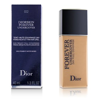 Christian Dior Diorskin Forever Undercover 24H Wear Full Coverage Water Based Foundation - # 032 Rosy Beige