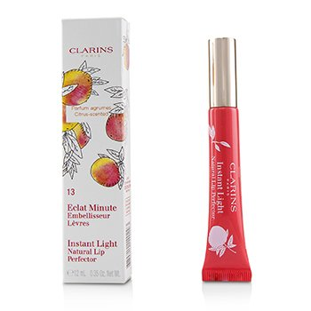 Clarins Eclat Minute Instant Light Natural Lip Perfector - # 13 Pink Grapefruit