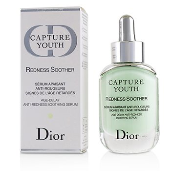 Christian Dior Capture Youth Redness Soother Age-Delay Suero Calmante Anti-Enrojecimiento