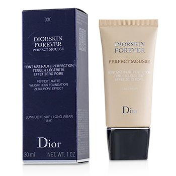 Christian Dior Diorskin Forever Perfect Mousse Foundation - # 030 Medium Beige